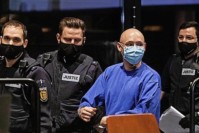 Yves R. muss für drei Jahre ins Gefängnis
