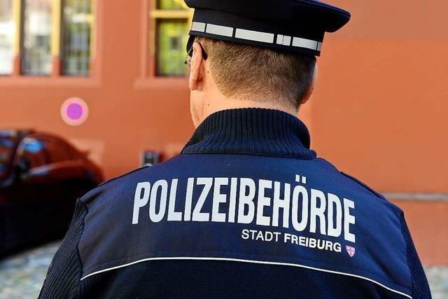 Mehrheit im Freiburger Rat will beim Vollzugsdienst sparen