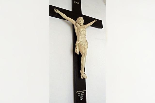 Ein Kreuz sollte die eigenen Gläubigen bekehren