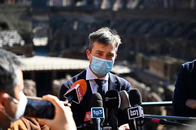 Süddeutscher wird neuer Direktor für Italiens Touristen-Magnet Pompeji