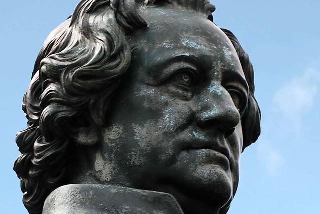 Frei nach Goethe: