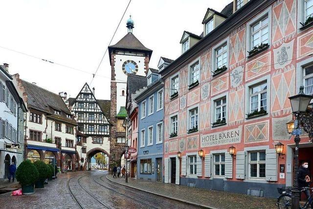 Maskenpflicht in Freiburgs Innenstadt wird ab Samstag gelockert