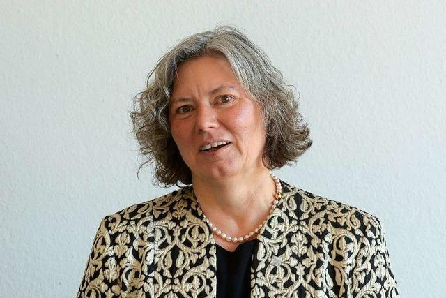 Uni-Rektorin Krieglstein: