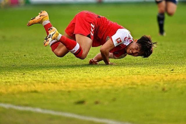 0:1 gegen Union: Nach sieben Heimspielen kassiert der SC Freiburg wieder eine Niederlage