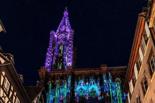 Will die grüne Stadtregierung die Straßburger Münsterbeleuchtung abschaffen?