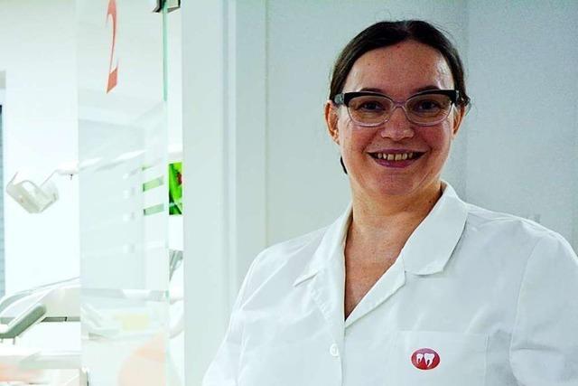 Irina Reich-Putnik übernimmt Bonndorfer Zahnarztpraxis