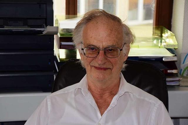 Thomas Honeck ist seit Jahrzehnten mit Leib und Seele für Patienten da