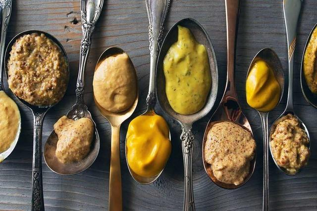 Senf bringt die richtige Würze in viele Gerichte