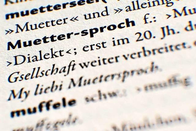 Wie die französische Sprache den Dialekt in der Region beeinflusst hat