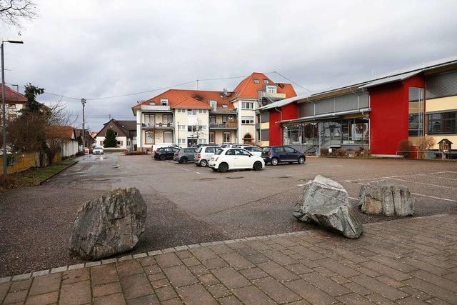 Ein Architektenwettbewerb soll zur Entwicklung der Ichenheimer Ortsmitte beitragen