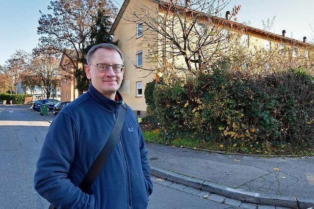 Hermann Assies hört bei der Wohnungslosenhilfe im Landkreis auf