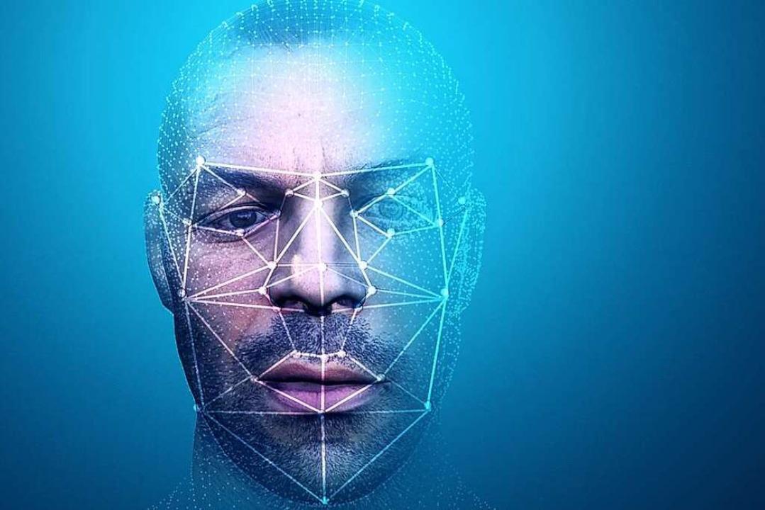"""""""Man kann sagen, der Algorithmus...schafterin für die Gesichtserkennung.     Foto: Design Cells"""