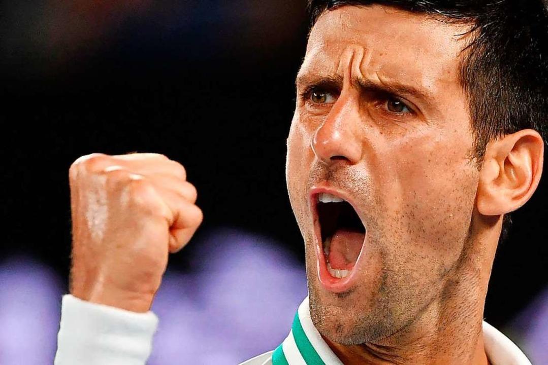 Novak Djokovic  | Foto: PAUL CROCK (AFP)
