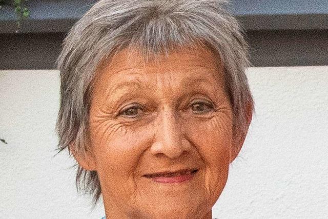 Die frühere Bugginger Gemeinderätin Ursula Zehner ist tot