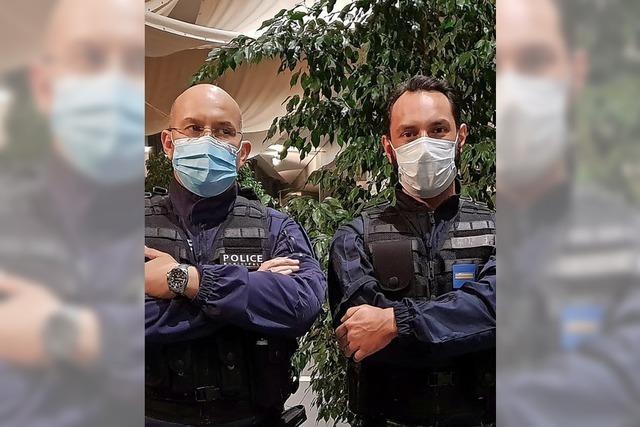 Hüninger Stadtpolizei hat sich fast komplett erneuert