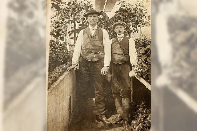 Die Schlösslemadame und der Gärtner