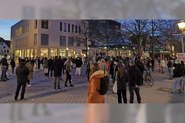 Gedenken an die Opfer von Hanau