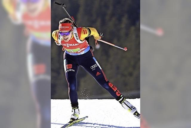 Janina Hettich holt WM-Staffelsilber