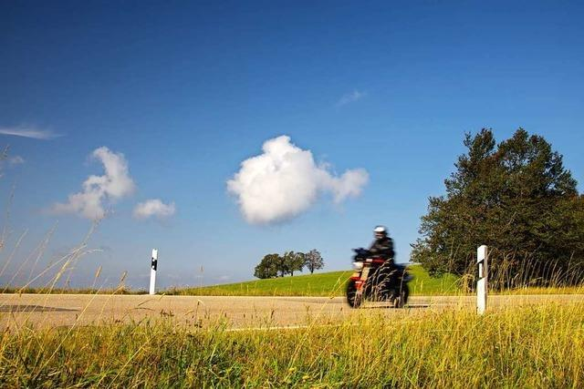 Land will gegen Motorradlärm vorgehen