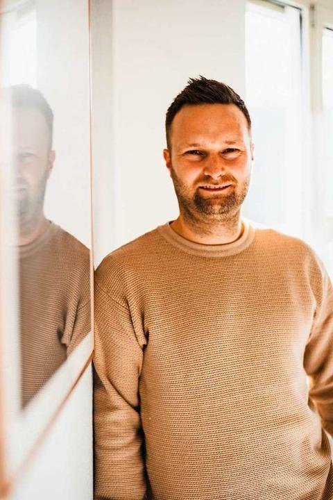 Matthias Vollherbst, geschäftsführende... der Vollherbst-Druck GmbH in Endingen  | Foto: Vollherbst-Druck
