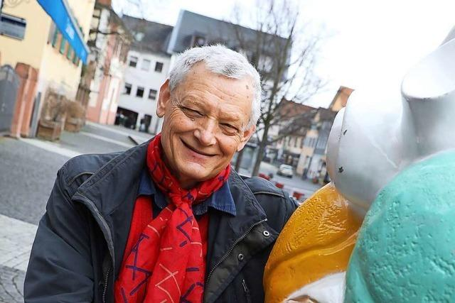 Reinhard Neudorfer (Die Linke) fordert eine Umstellung der Mobilität