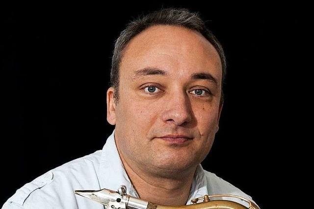 Streamkonzert – Jürgen Hagenlocher spielt Coltrane