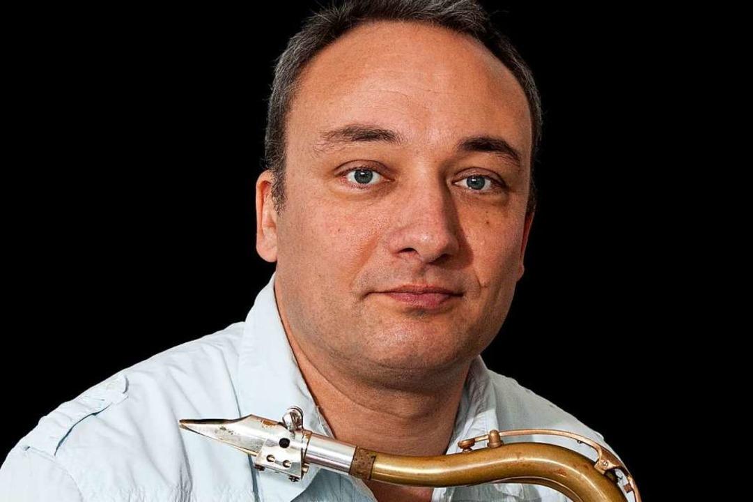 Jürgen Hagenlocher  | Foto: Cathrin Caspari