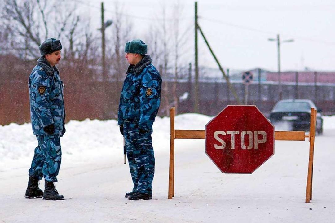 Straflager in Karelien  | Foto: Kvitkevich Sergey (dpa)