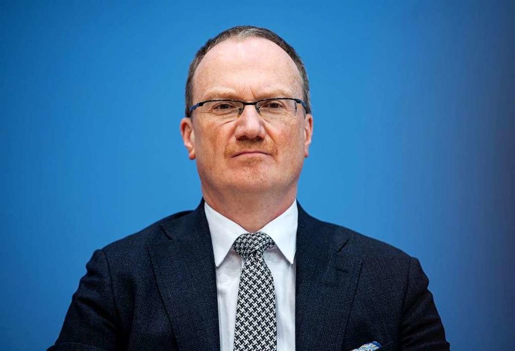 Lars Feld scheidet als Wirtschaftsweiser aus  | Foto: Bernd von Jutrczenka (dpa)