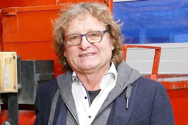 Harald Ebi (FDP) will sich für ein wettbewerbsfähiges Land einsetzen