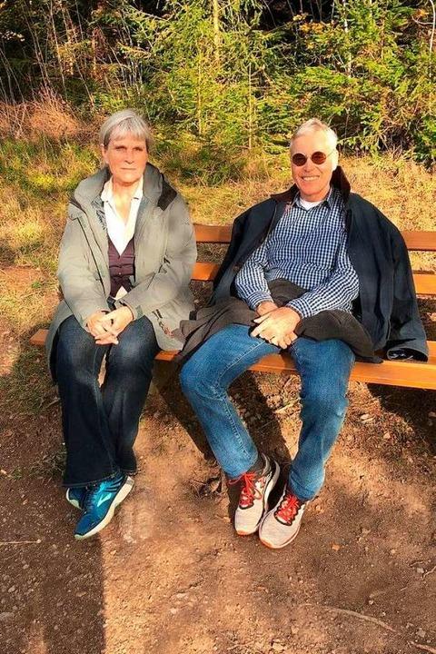 Das Ehepaar Ludwig genießt Neustadt und den Hochschwarzwald als neue Heimat.  | Foto: privat