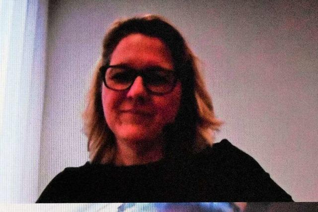 Bundesumweltministerin Svenja Schulze war virtuell zu Gast in Lörrach