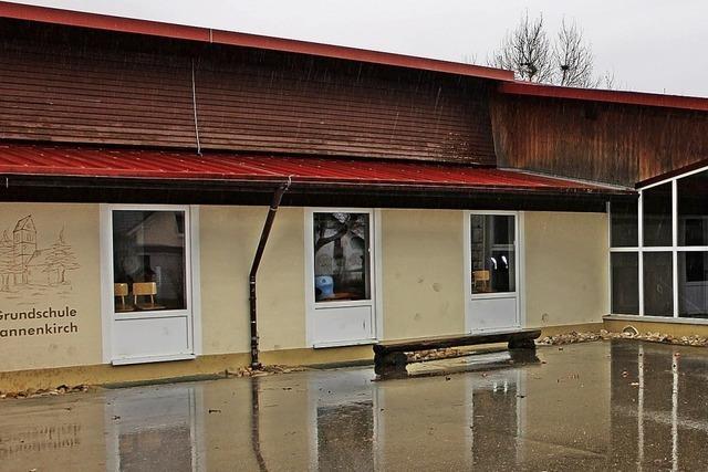 Tannenkirchs Schule wird wohl erst 2023 saniert