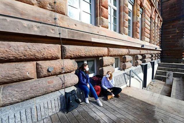 Freiburg erlebt einen Schulstart auf Sparflamme