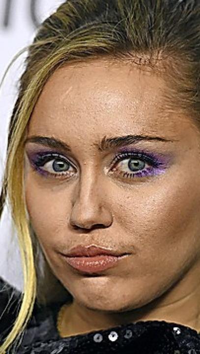 Miley Cyrus    Foto: Jordan Strauss (dpa)