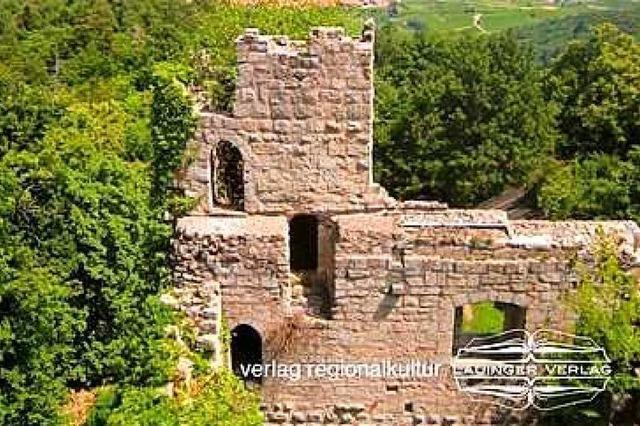 26 Burgenwanderungen in den Vogesen im Elsass