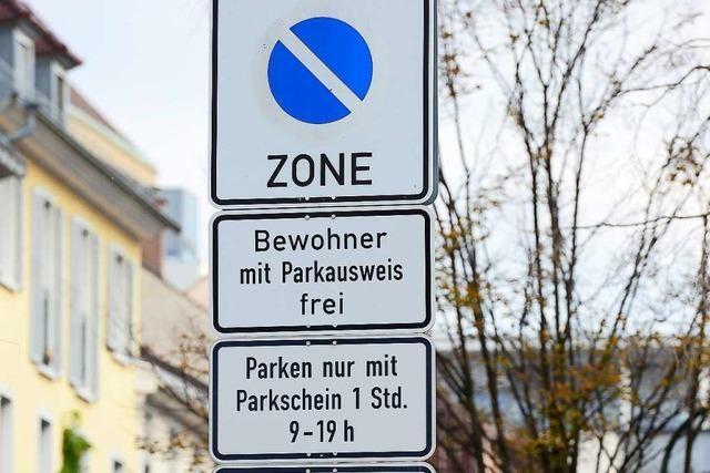 Freiburg will die Parkgebühren für Anwohner drastisch erhöhen