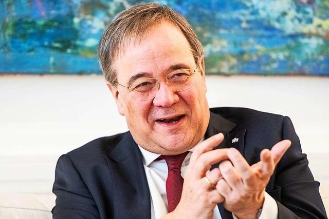 CDU-Chef Armin Laschet: