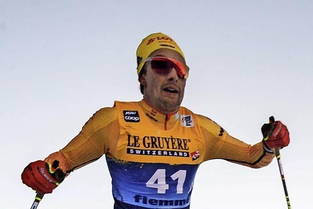 Janosch Brugger träumt von einer Staffelmedaille