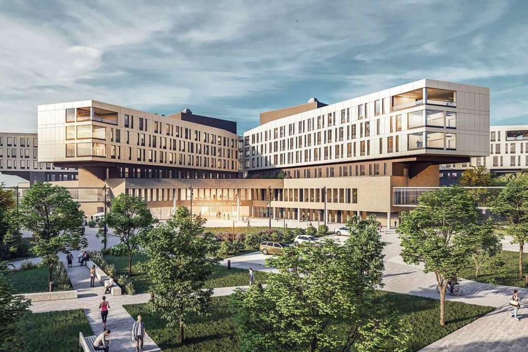 Lokale Gesundheitszentren und leistung...lden ein Gerüst des Gesundheitswesens.    Foto: sander.hofrichter architekten GmbH