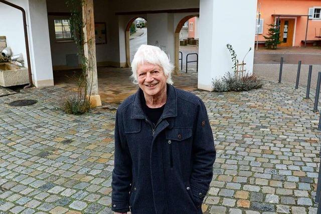 Rolf Seifert (Die Linke) setzt sich für mehr soziale Gerechtigkeit ein