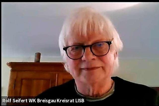 Rolf Seifert (Die Linke):