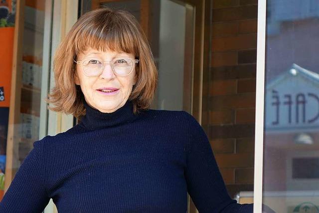 Edith Ganter aus Zell-Pfaffenberg wird mit der Landesehrennadel ausgezeichnet
