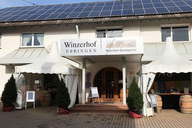 Der Winzerhof in Ebringen will an einen attraktiveren Standort umziehen