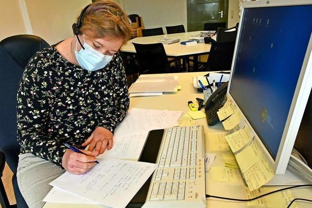 Die Pandemiebekämpfung geht immer noch nicht ohne Faxgeräte
