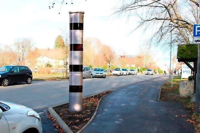 Knappe Mehrheit für stationäre Blitzer in Bad Krozingen