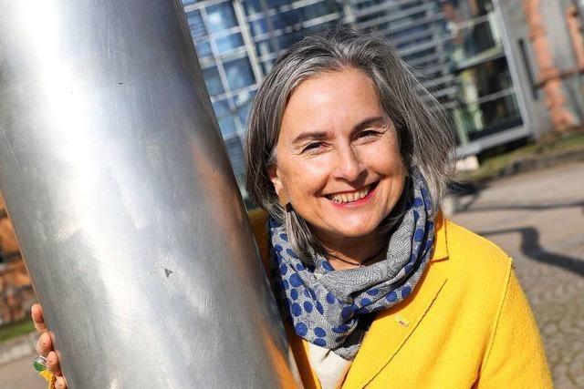 Rita Klee (FDP) will sich für den starken Bürger einsetzen