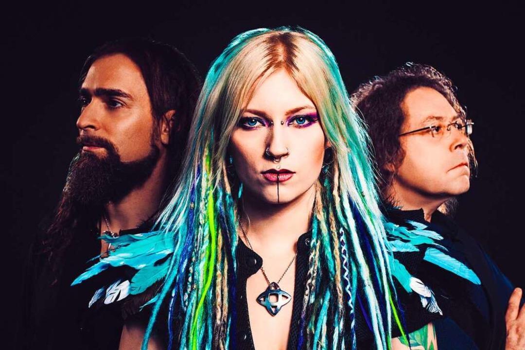 Die Prog-Rock-Band Dead Venus aus der Schweiz  | Foto: Promo