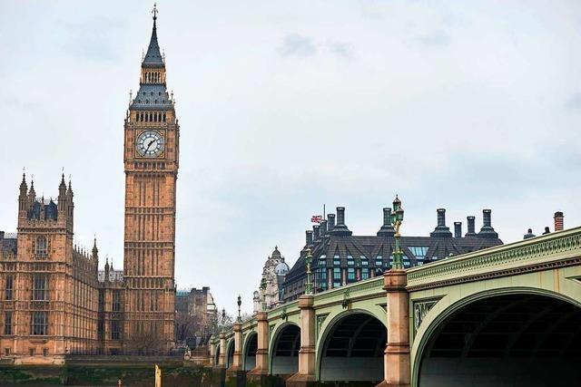 Londons Brücken sind altersschwach und marode