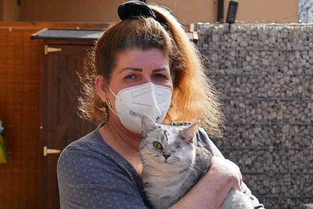 Besitzerin der angeschossenen Katze in Weil am Rhein ängstigt sich